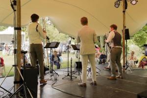 Nieuw Amsterdams klarinet kwartet uitgast2019