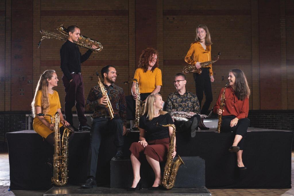 NSO Nederlands Saxofoon Octet